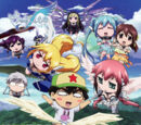 Sora no Otoshimono f (Forte) Character Song & Drama Album ~Utahime Voice ga Hibiku~