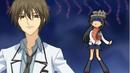 Kei calls Hikari 'Ms Rank Two'.png