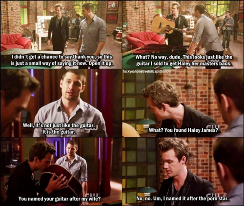 One Tree Hill Final Episode Quotes: Nathan And Chris.jpg
