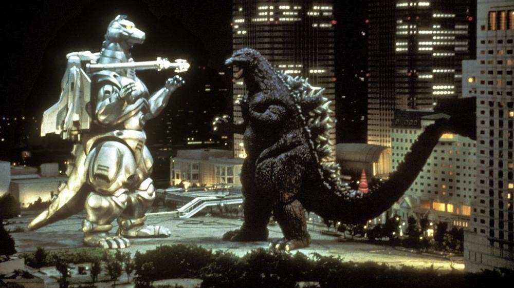 Size of this preview  640   215  360 pixels   Other resolution  320   215  180    Godzilla Vs Mechagodzilla 2 Toys