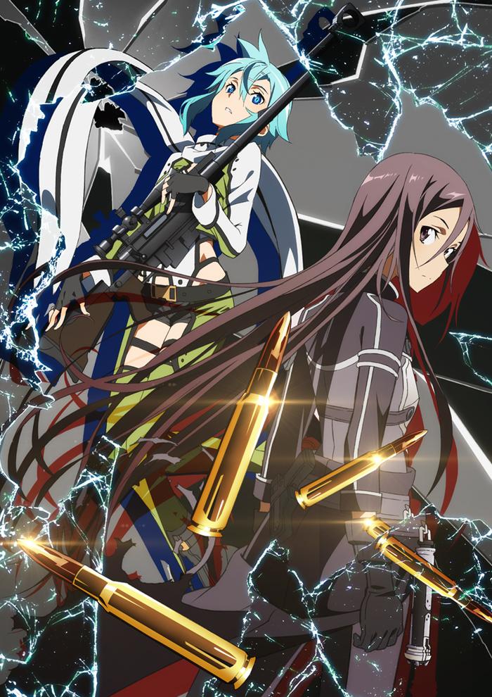 Arco_Phantom_Bullet - Sword Art Online II: Phantom Bullet 6/24+Offline 1/?? [Mega] [BD] [Finalizado]  - Anime Ligero [Descargas]