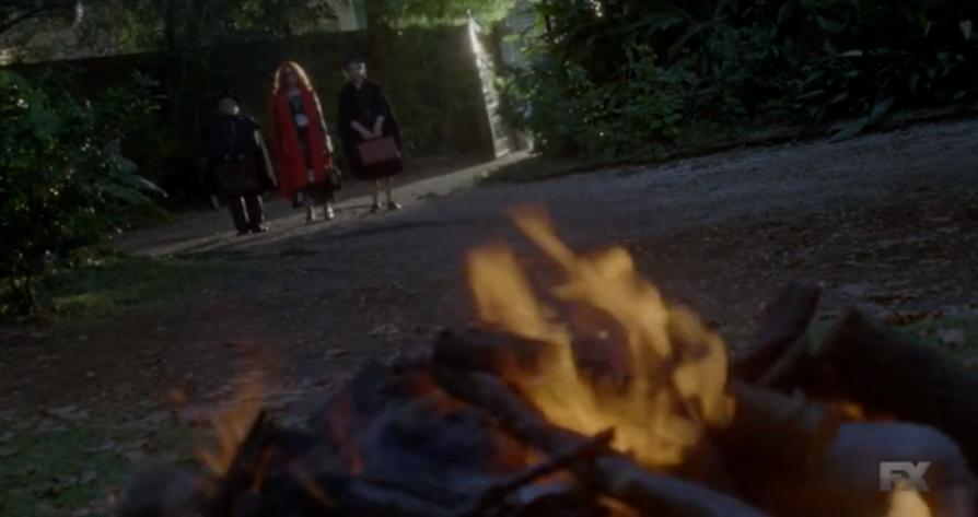American Horror Story Stream Burning