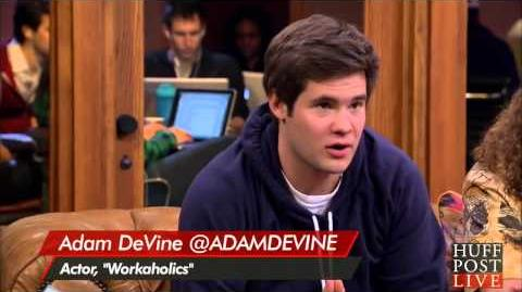 'Workaholics' Cast Tells Origins Of 'Get Weird' HPL