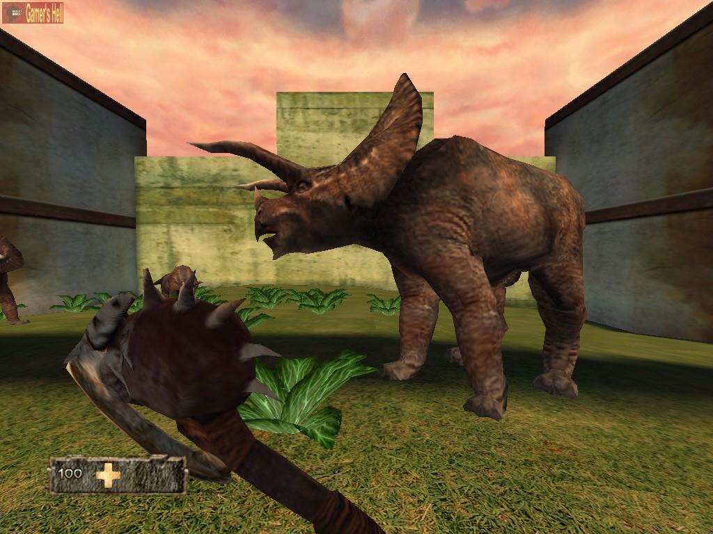 turok evolution walk through xbox: