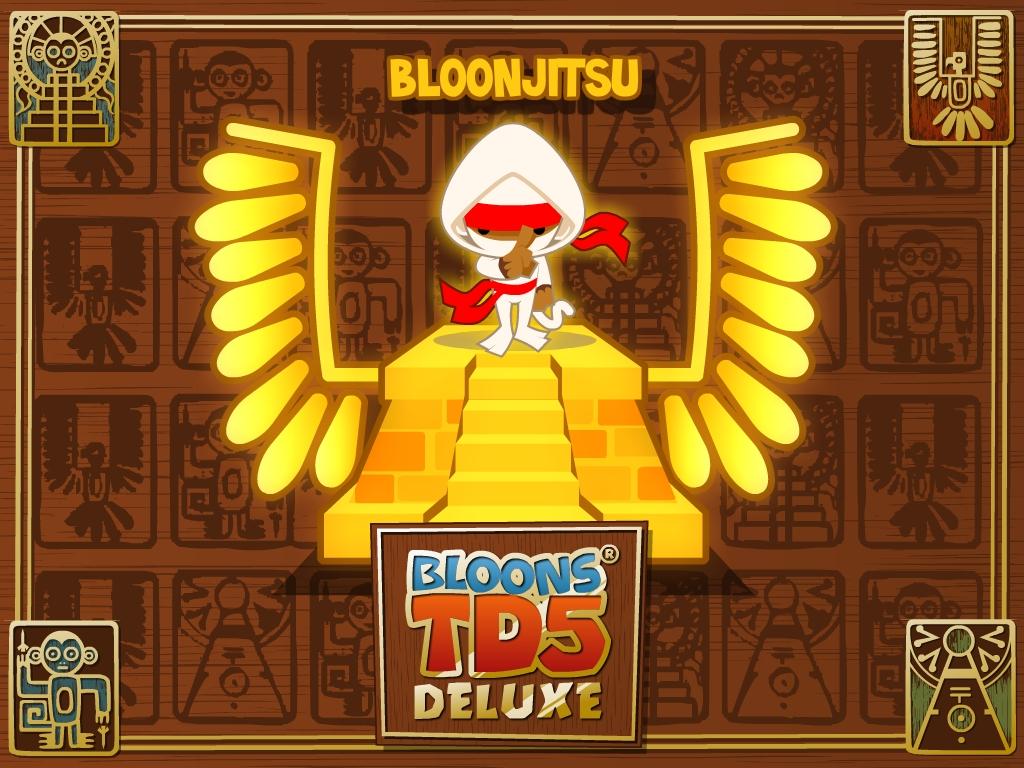 Ninja Monkey Bloons Tower Defense 5 Wiki