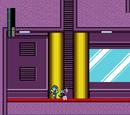 Armas de Street Fighter X Mega Man