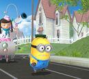Minion Rush Characters
