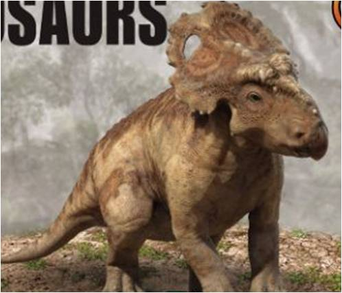 pachyrhinosaurus walking with dinosaurs scowler  Added by Vaderxl