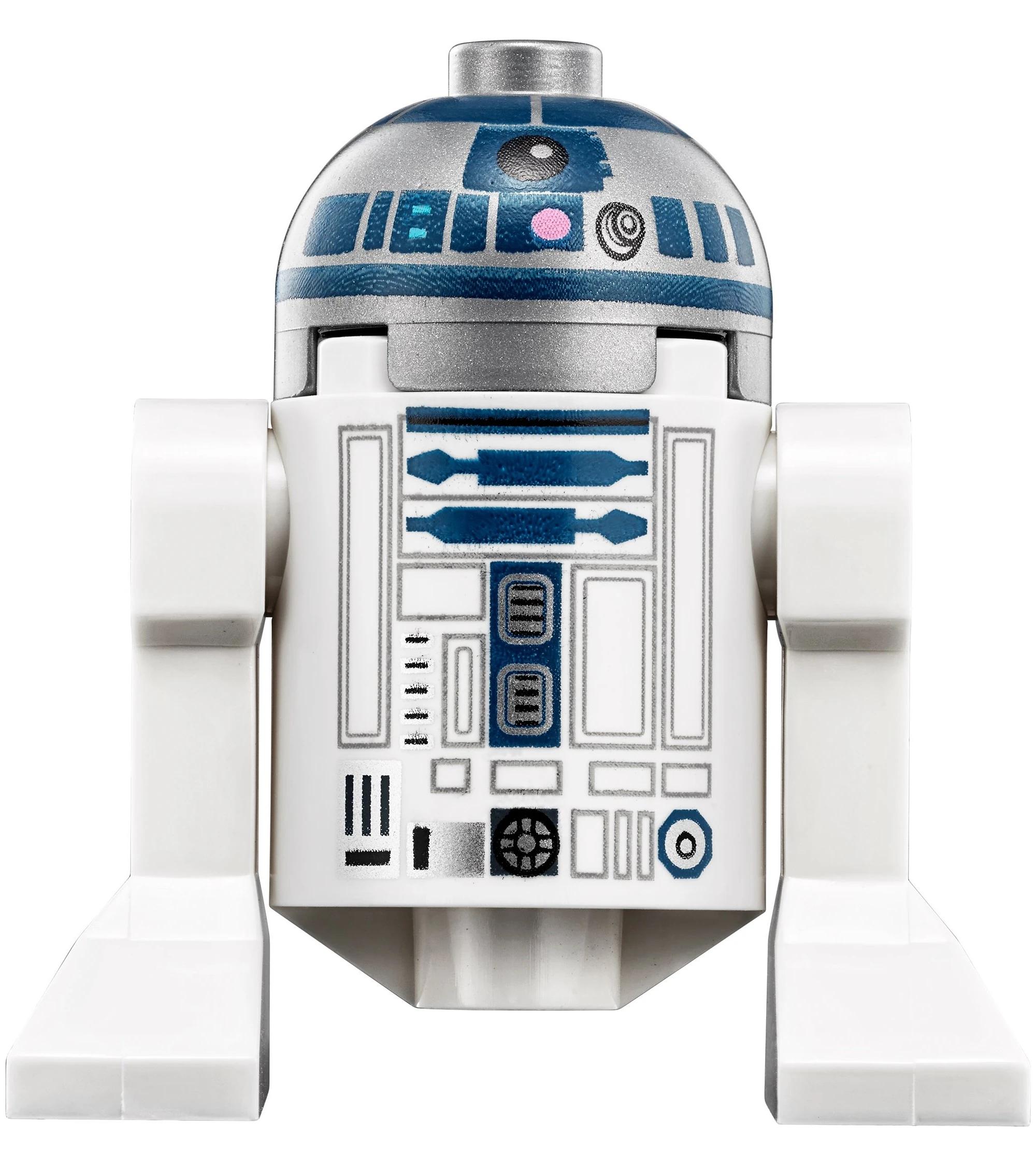 R2 d2 brickipedia the lego wiki - Lego starwars r2d2 ...