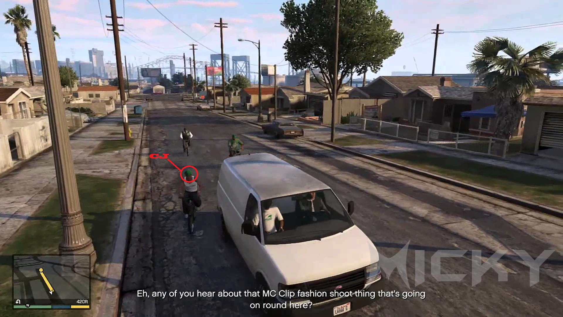 Gta 5 cj Easter Egg cj Easter Egg