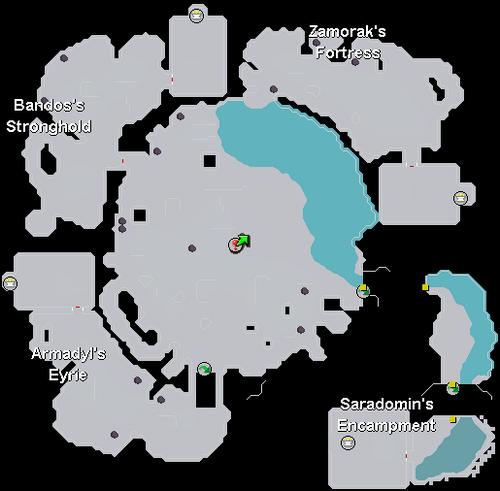 God Wars Dungeon 2007scape Wiki Wikia
