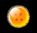Esfera del Dragón de Cuatro Estrellas