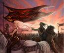 Queen Daenerys' Horde by Felicia Cano, Fantasy Flight Games©.jpg