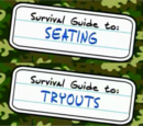 Guide to: Seating and Tryouts