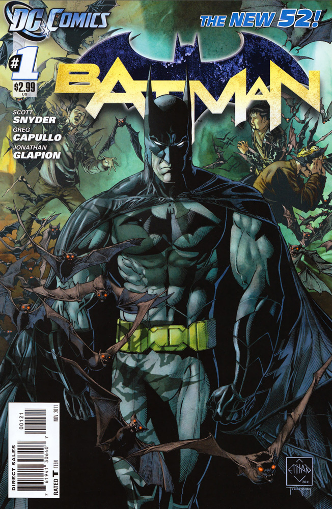 Batman Vol 2 1 - DC Comics Database