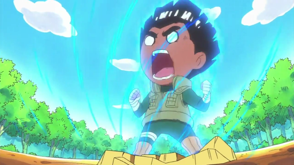 Rock Lee  Lee_5th_Gate