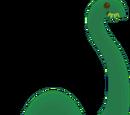 Brontosauruses