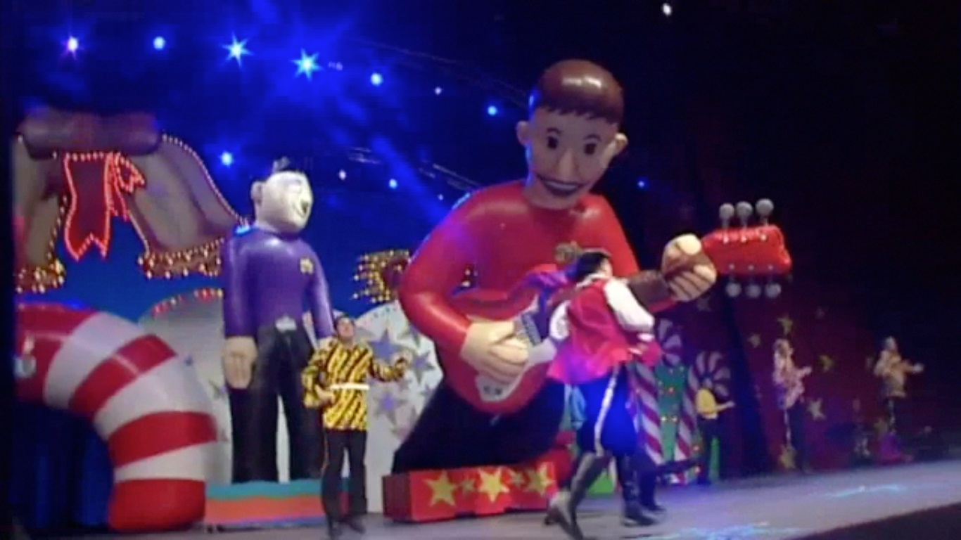 the gallery for gt jeff from the wiggles