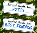 Guide to: Notes and Best Friends