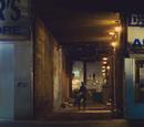 """Kohler's Drugstore """"Alleyway"""""""