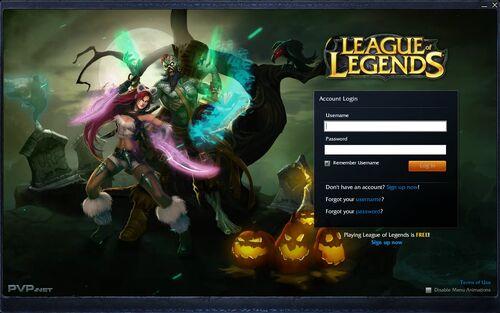 League Of Legends Benutzername VergeГџen