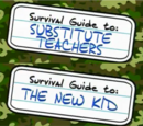 Guide to: Substitute Teachers and The New Kid
