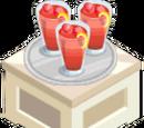 Raspberry Spice Cider