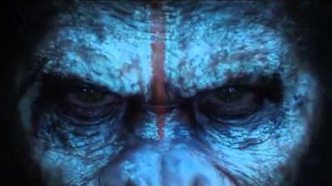 Película El amanecer del planeta de los simios (2014) Trailer Español
