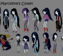 Vestuarios de Marceline