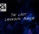 O Último Aparelho de Disco Laser