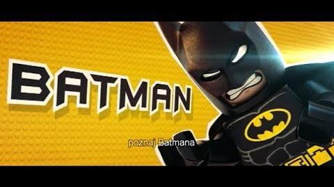 LEGO® PRZYGODA - Batman PL-0