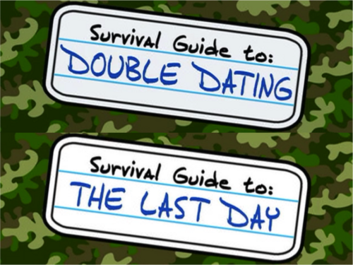 Ned declassified school survival guide guide to double dating and the last day