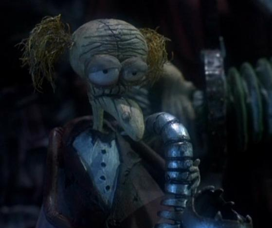 Saxophone Player - The Nightmare Before Christmas Wiki