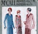 McCall 4946 A
