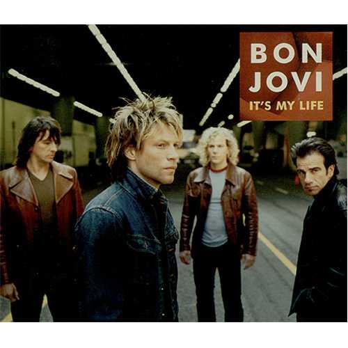 Bon Jovi It 39 S My Life 2000 Su My Videomusic Blog