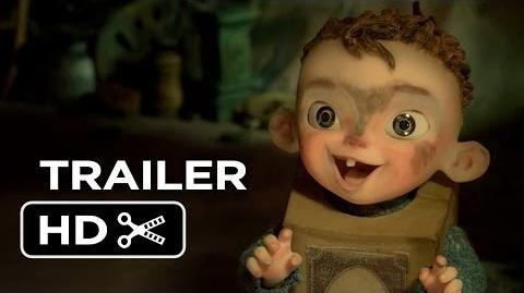 The Boxtrolls Official Trailer 2 (2014) - Stop-Motion Animated Movie HD