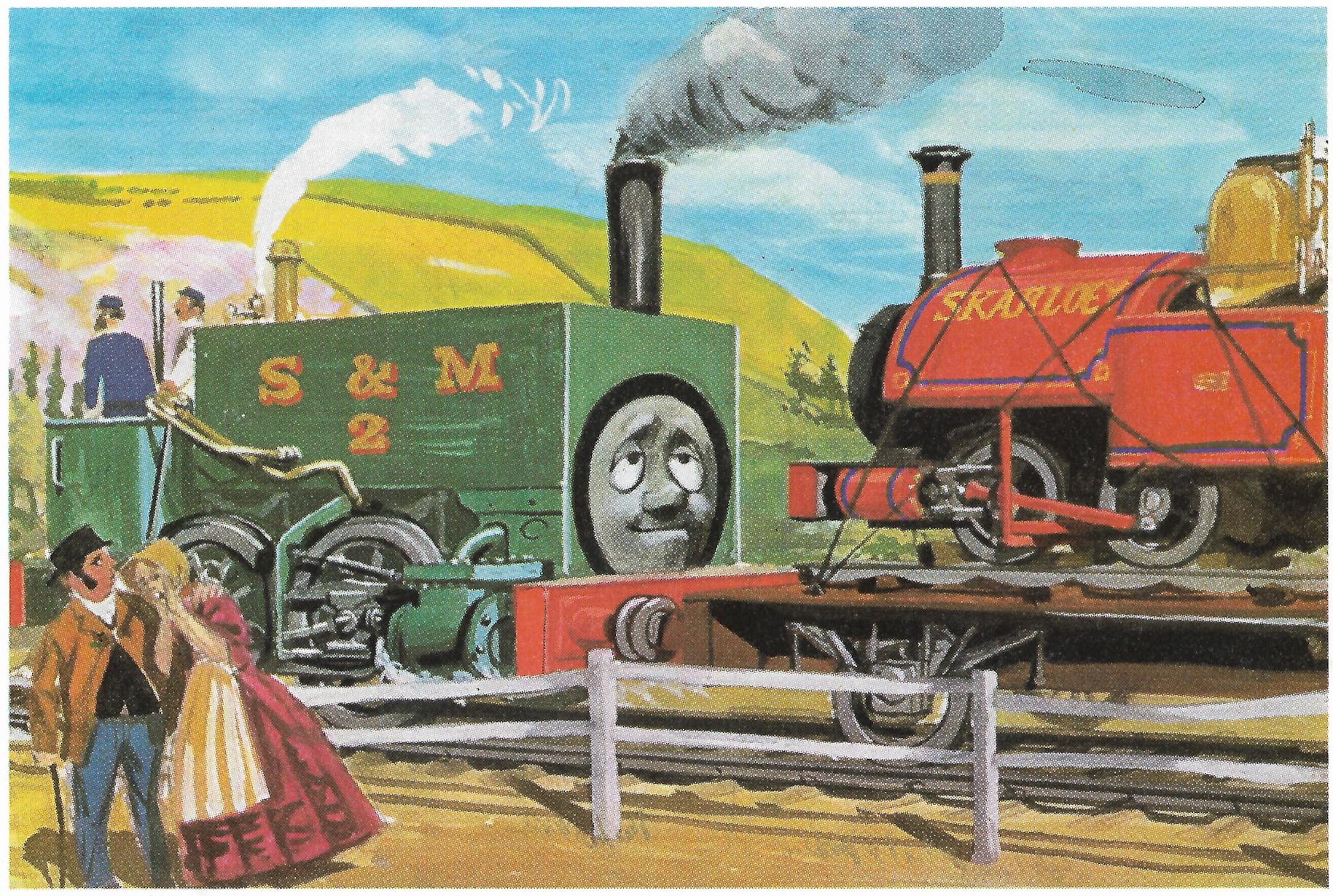 Neil Thomas The Tank Engine Wikia