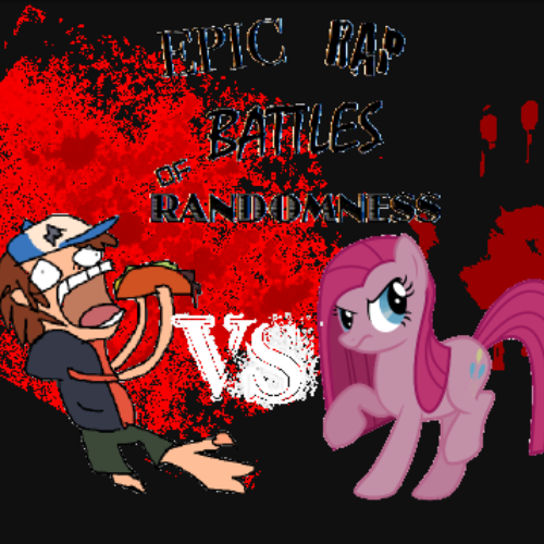 Image Pinkamena Diane Pie Vs Dipper Goes To Taco Bell