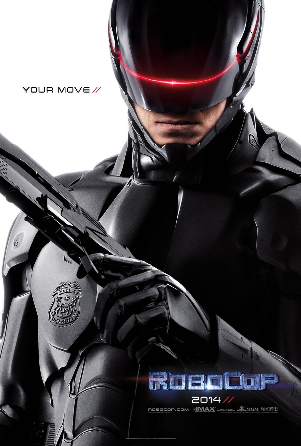 რობოტი პოლიციელი (ქართულად) RoboCop Робокоп