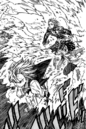 Meliodas, Ban and Gowther landed on Lyonesse.png