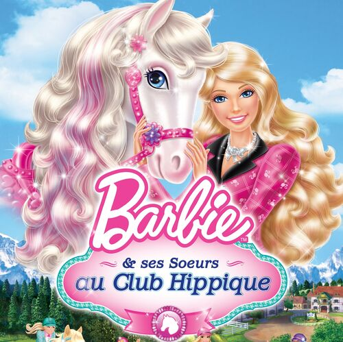 You 39 re the one barbiep dia - Barbie club hippique ...
