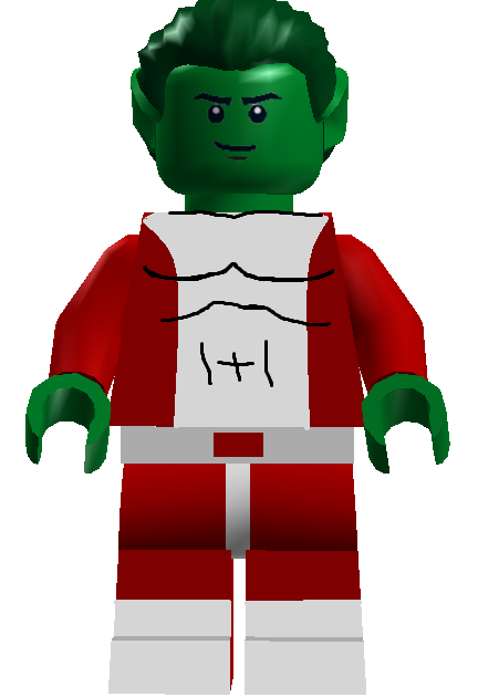lego beast boy - photo #21