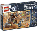 66431 Star Wars Super Pack 3 in 1