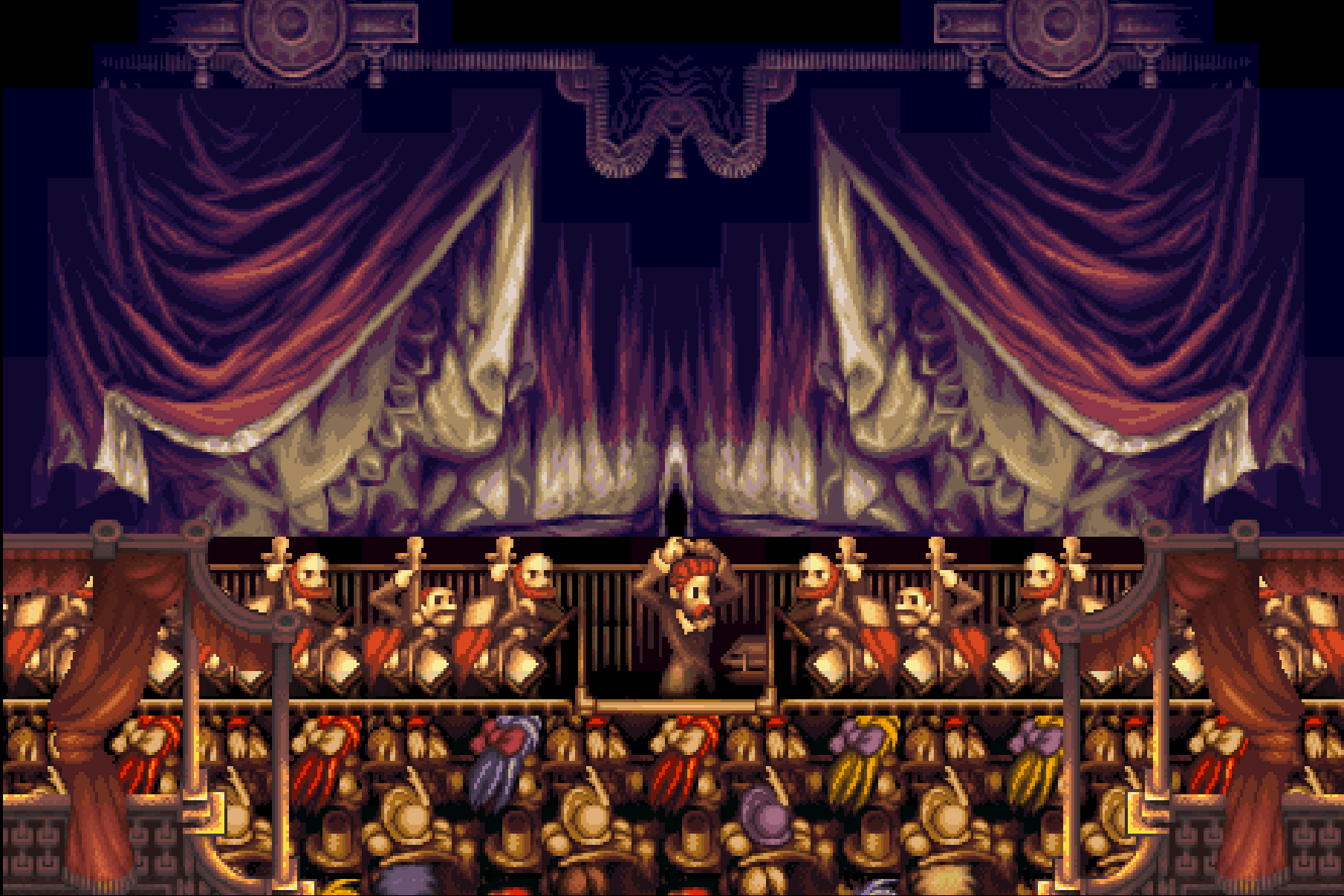 Ffvi ios orchestra opera house for Orchestra house