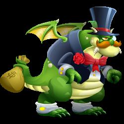 Dragón Rockfeller