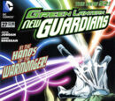 Green Lantern: New Guardians Vol 1 27