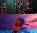 Frozen AU