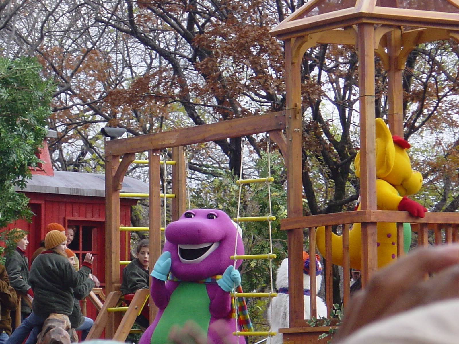 macy's thanksgiving parade philadelphia