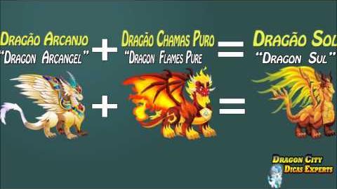 """Dragon City - Como Fazer Dragões Luz""""Dragon City - How to Make Dragon Light"""""""