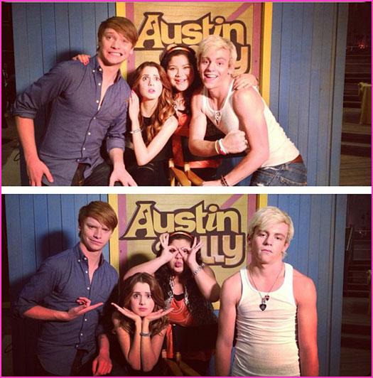 austin and ally dating season 3